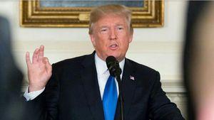 ادعای جدید توییتری ترامپ درباره ایران