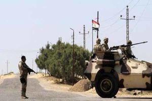 هلاکت ۲۴ تروریست طی درگیری در سیناء
