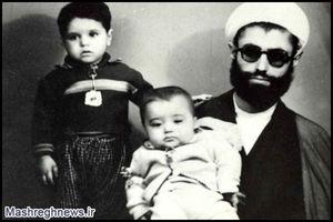 شهید شیخ شریف قنوتی