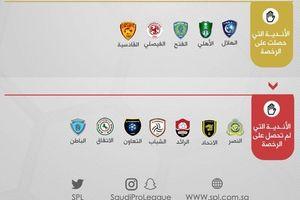 محرومیت 3باشگاه بزرگ سعودی از لیگ قهرمانان آسیا
