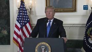 سخنرانی استراتژی ضدایرانی ترامپ