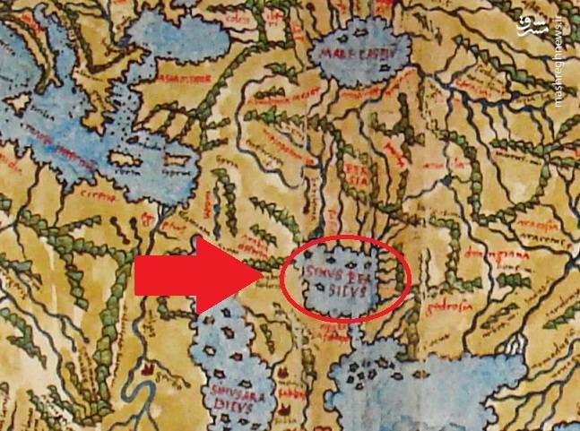 نقشه ایتالیایی پیترو کوپو