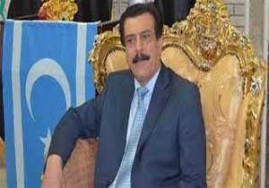 منزل نماینده ترکمان پارلمان عراق در شهر طوزخورماتو مورد حمله راکتی قرار گرفت