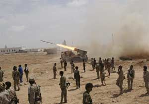 مزدوران سعودی و اماراتی در جنوب یمن به صورت مسلحانه با هم درگیر شدند