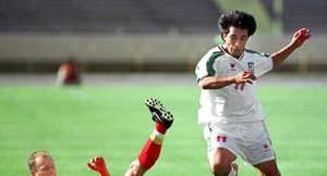 عزیزی:صعود به مرحله بعد رویای فوتبال ایران است