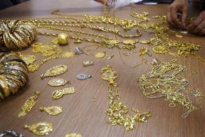 دستگیری باند حرفهای سارقان طلا در تهران