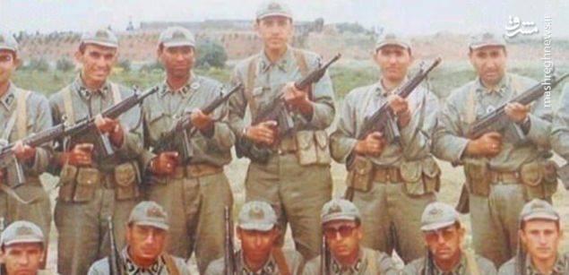 اردوغان در مدرسه پیاده نظام ارتش در استانبول سال 1982