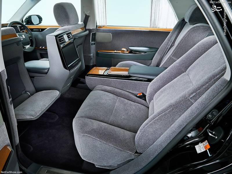 Toyota Century (2018)