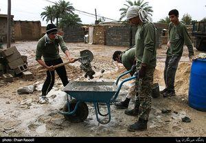 عزمِ جزمِ سپاه کردستان برای محرومیتزدایی در مناطق محروم+تصاویر