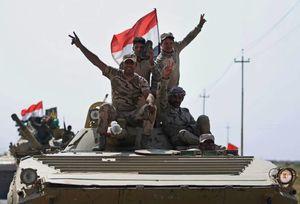 نیروهای پیشمرگه کُرد بدون مقاومت عقب نشینی کردند/ فرودگاه، شهرک صنعتی و میادین نفتی در کنترل نیروهای عراقی/ طوزخورماتو در سیطره رزمندگان عراقی +نقشه میدانی,