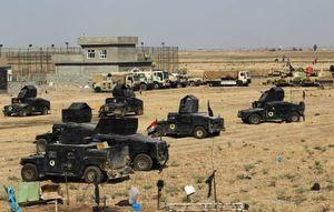 تسلط ارتش عراق بر بزرگترین میدان نفتی کرکوک