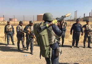 پایگاه هوایی K۱ کرکوک به دست ارتش عراق افتاد+عکس