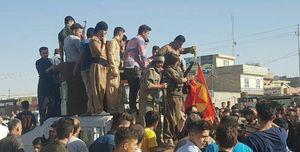 عکس/ تروریستهای پ.ک.ک سر از کرکوک در آوردند