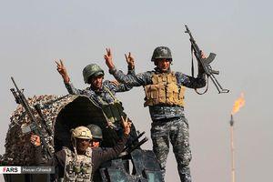 ورود نیروهای عراقی به کردستان