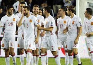 سرگروه نشدن اسپانیا در قرعهکشی جام جهانی ۲۰۱۸ قطعی شد