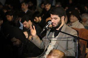 مداحی دلم رو بردی به دیدارت شرمنده ام حسین جان میثم مطیعی
