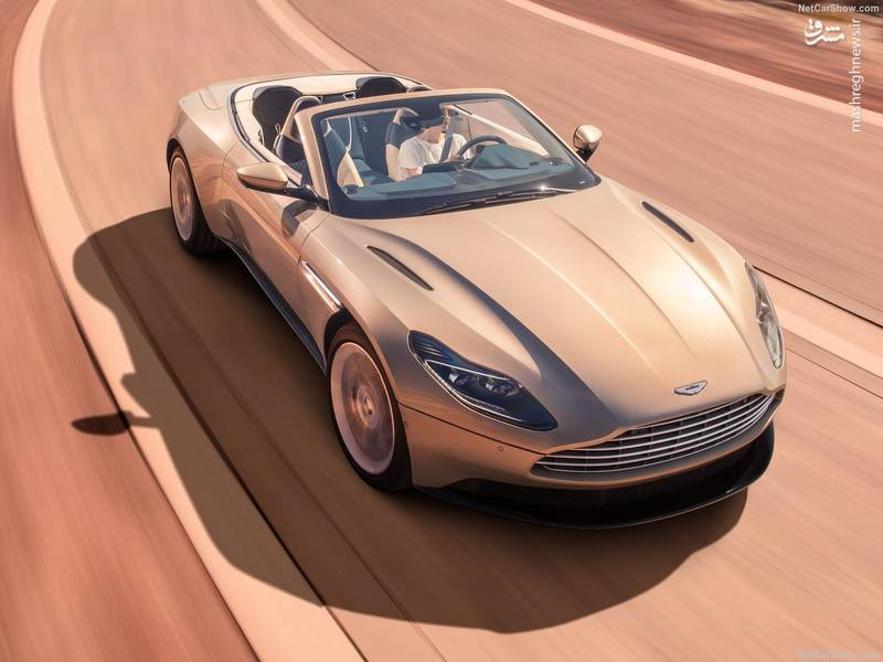 Aston Martin DB11 Volante (2019)