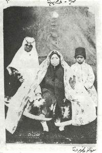 عکس/ مادر ناصرالدین شاه