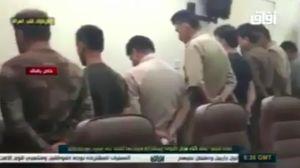 فیلم/ دستگیری نیروهای بارزانی در کرکوک