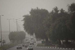 پیشبینی خیزش گرد و خاک در تهران