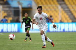 ستاره تیم ملی نوجوانان ایران محروم شد!