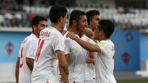 4 دلیل موفقیت نوجوانان ایران از نظر سایت فیفا