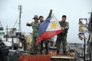 عکس/ آزادی شهر مراوی فیلیپین از دست داعش