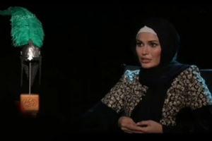 فیلم/ سخنان شیوا طاهری درباره مدافعان حرم