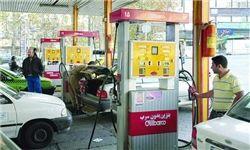 آلایندگی بنزین توزیعی تهران در بهار