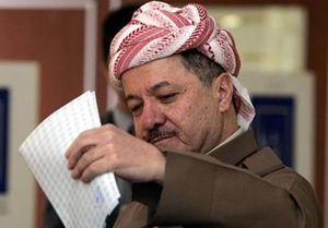 نتیجه تصویری برای تعرض حامیان بارزانی به کنسولگری ایران در اربیل عراق +فیلم