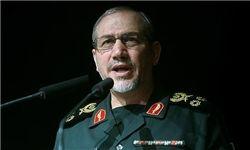 رئیس جمهور آمریکا قدرت سپاه را از نظامیان خود سؤال کند/ تجزیه کشورهای اسلامی منطقه را برنمیتابیم/ کشور یکپارچه عراق قابل تفکیک و تجزیه شدن نیست