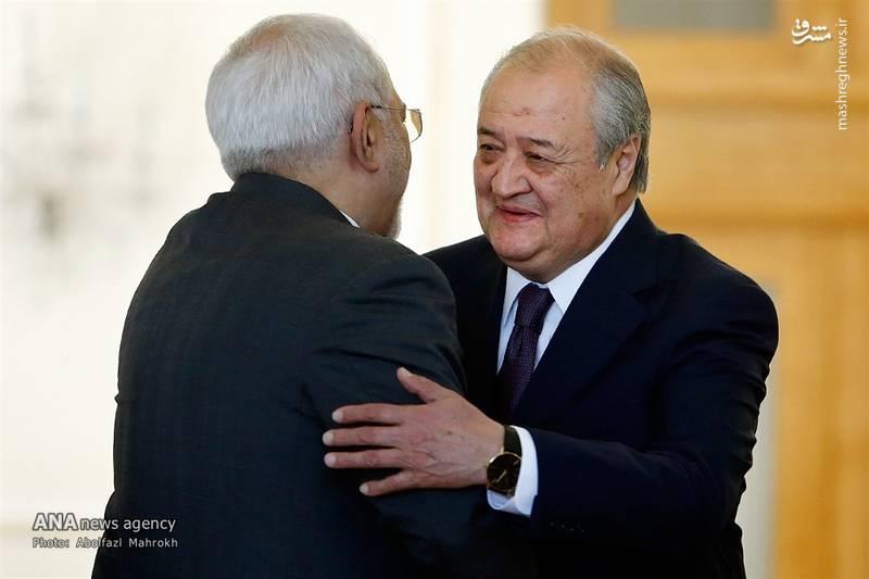 2083266 - عکس/ دیدار وزیر امور خارجه ازبکستان با ظریف