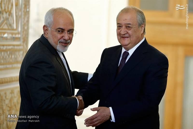 2083268 - عکس/ دیدار وزیر امور خارجه ازبکستان با ظریف