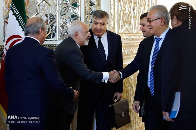 2083269 - عکس/ دیدار وزیر امور خارجه ازبکستان با ظریف
