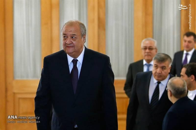 2083272 - عکس/ دیدار وزیر امور خارجه ازبکستان با ظریف