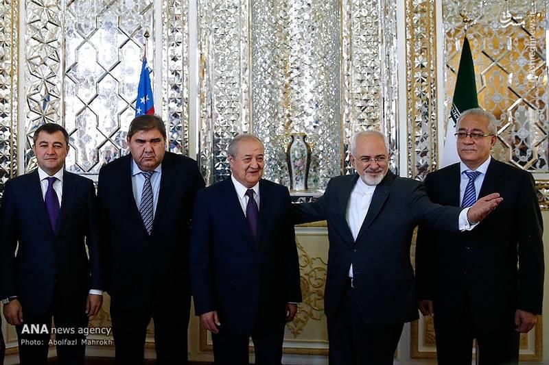 2083275 - عکس/ دیدار وزیر امور خارجه ازبکستان با ظریف