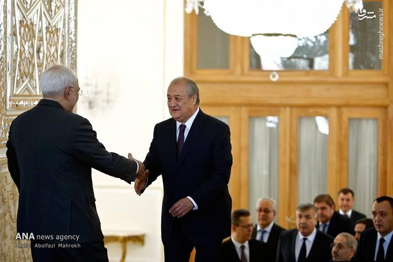 2083278 - عکس/ دیدار وزیر امور خارجه ازبکستان با ظریف
