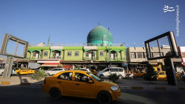عکس/ زندگی در شهر آزاد شده کرکوک