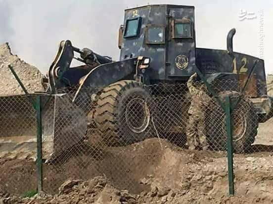 تخریبِ مرزهای اقلیم کردستان