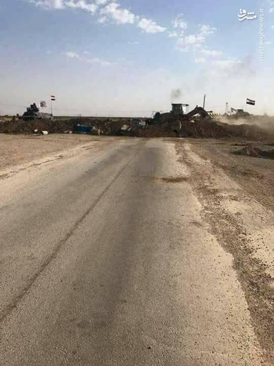 تخریبِ مرزهای اقلیم کردستان/ اعلام الحربی