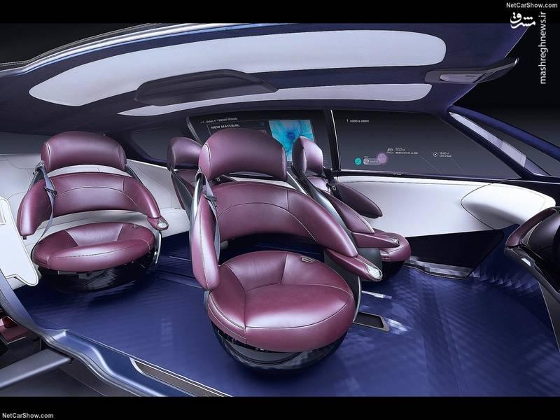 Toyota Fine-Comfort Ride Concept (2017)
