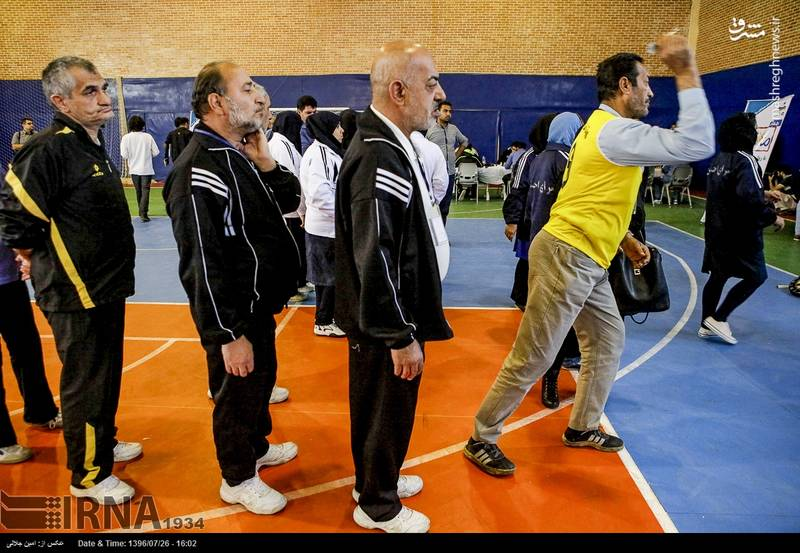 جشنواره مسابقات ورزشی بیماران اعصاب و روان