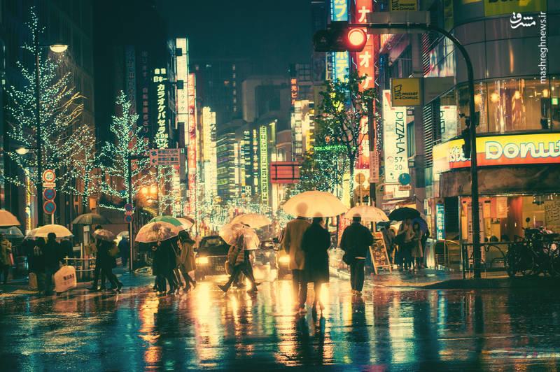 توکیو ، پایتخت ژاپن