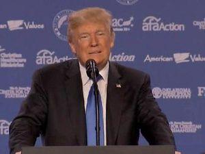 فیلم/ اهانت دوباره ترامپ به مردم ايران
