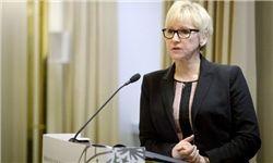 آزار جنسی وزیر خارجه سوئد
