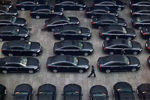 عکس/ خودروی تشریفات مقامات چینی