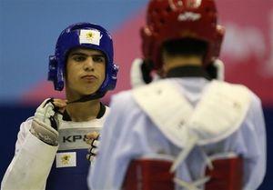 حذف یعقوبی در گرند پری با شکست برابر قهرمان المپیک