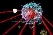 نابودی سلول های سرطانی