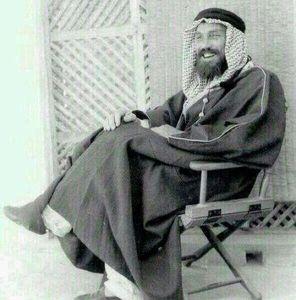 عکس/ سعودیها ثروت خود را مدیون این مرد آمریکایی هستند