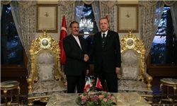 در دیدار جهانگیری و اردوغان چه گذشت؟,